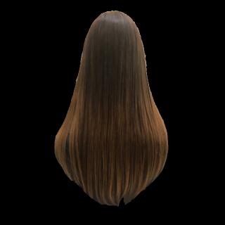 不明のヘアスタイル