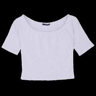 このコーデで使われているEMODAのTシャツ/カットソー[ホワイト]