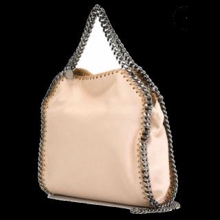 このコーデで使われているSTELLA McCARTNEYのハンドバッグ[ベージュ/ピンク]