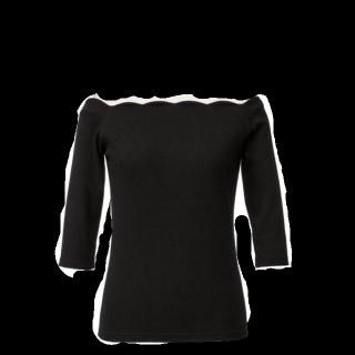 このコーデで使われている夢展望のTシャツ/カットソー[ブラック]