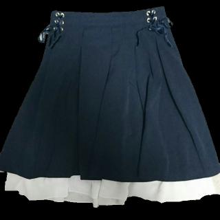 Noheaのひざ丈スカート