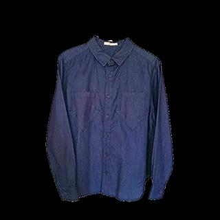 このコーデで使われているdidiziziのシャツ/ブラウス[ネイビー]