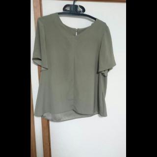 このコーデで使われているROPE' PICNICのシャツ/ブラウス[カーキ]