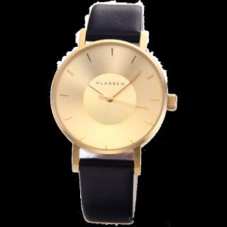 このコーデで使われているklasse14の腕時計[ブラック]