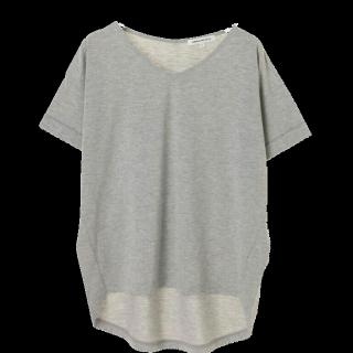 このコーデで使われているAMERICAN HOLICのTシャツ/カットソー[グレー]