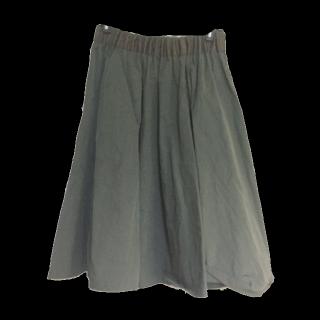 LagunaMoonのミモレ丈スカート