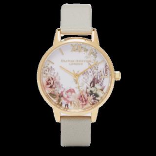 このコーデで使われているOlivia Burtonの腕時計[グレー]