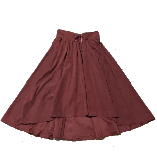 INGNIのフレアスカート