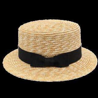 このコーデで使われているWEGOの帽子[ベージュ]