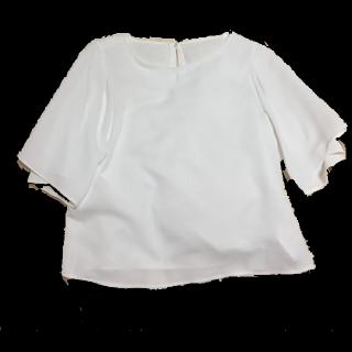 このコーデで使われているPLSTのTシャツ/カットソー[ホワイト]