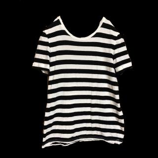 このコーデで使われているMUJIのTシャツ/カットソー[ホワイト]