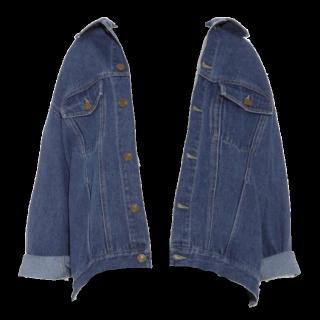 このコーデで使われているsnidelのデニムジャケット[ブルー/ネイビー]