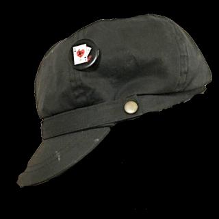 不明の帽子