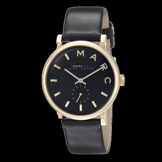 このコーデで使われているMarc by Marc Jacobsの腕時計[ブラック]