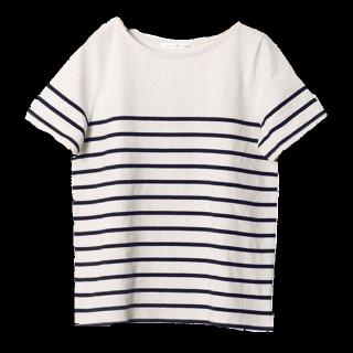 このコーデで使われているPierrotのTシャツ/カットソー[ホワイト]