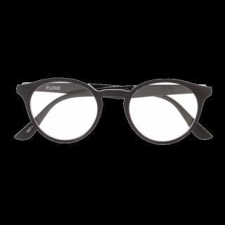 このコーデで使われているFLOVEのメガネ[ブラック]