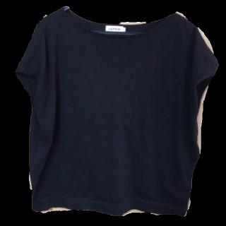 このコーデで使われているLEPSIMのTシャツ/カットソー[ブラック]
