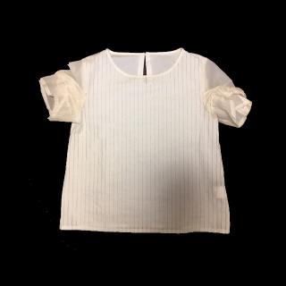 このコーデで使われているPAGEBOYのTシャツ/カットソー[ホワイト/ベージュ]