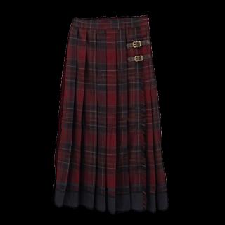 axes femmeのプリーツスカート