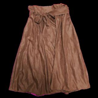 SHIPSのマキシ丈スカート