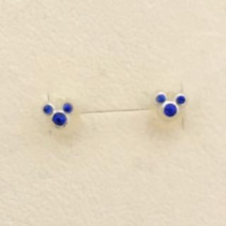 このコーデで使われているピアス/イヤリング[ブルー]