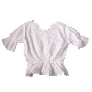 このコーデで使われているAvailのシャツ/ブラウス[ホワイト]