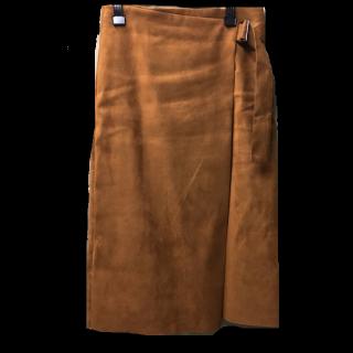 TOMORROWLANDのミモレ丈スカート