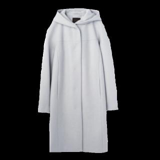 このコーデで使われているTOMORROWLAND collectionのコート[グレー]