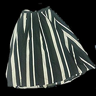 LHELBIEのひざ丈スカート