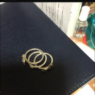 このコーデで使われているリング[シルバー]