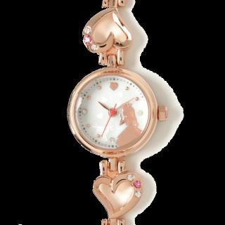 このコーデで使われているEDIT COLOGNEの腕時計[ゴールド/ピンク/ホワイト]