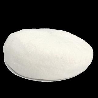 このコーデで使われているCA4LAのベレー帽[ホワイト]