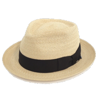 このコーデで使われているCA4LAの帽子[ベージュ/ブラック]