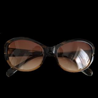 このコーデで使われているGRLのサングラス[ブラウン]
