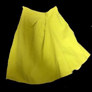 MARNIのひざ丈スカート