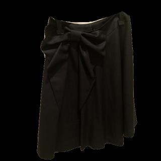 このコーデで使われているスカート[ブラック]