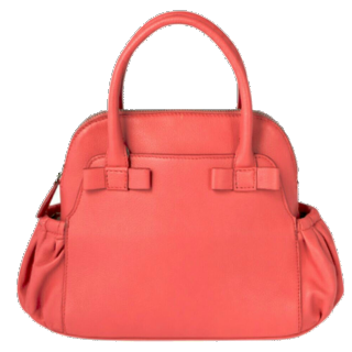 このコーデで使われているAveniretoileのハンドバッグ[ピンク]