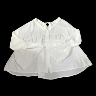 このコーデで使われているarchivesのシャツ/ブラウス[ホワイト]