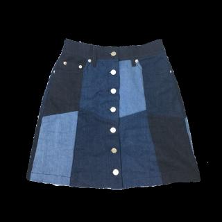 INGNIのデニムスカート