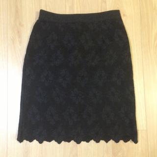 BEARDSLEYのひざ丈スカート