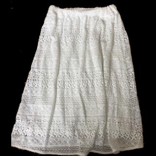 chocol raffine robeのマキシ丈スカート