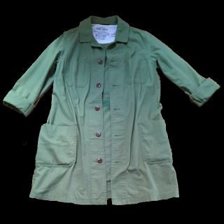 このコーデで使われているCUBE SUGARのジャケット[グリーン]