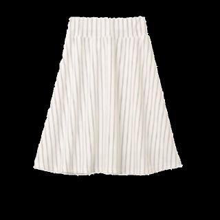 ヒラキのフレアスカート