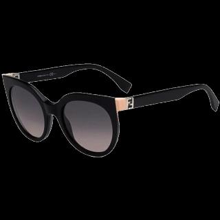 このコーデで使われているFENDIのサングラス[ブラック/ピンク]