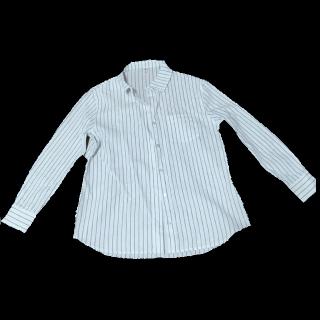 このコーデで使われているPierrotのシャツ/ブラウス[ホワイト]