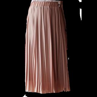 dholicのミモレ丈スカート