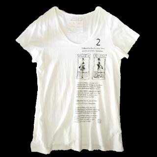 このコーデで使われているNOJESSのTシャツ/カットソー[ホワイト]