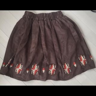 archivesのフレアスカート
