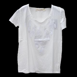 このコーデで使われているgoaのTシャツ/カットソー[ホワイト]
