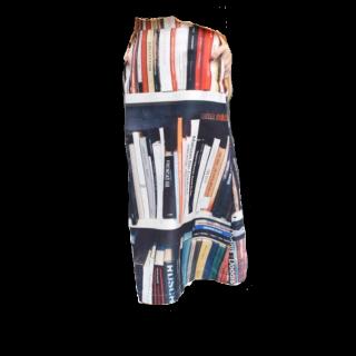 このコーデで使われているAmeri vintageのミモレ丈スカート[その他]